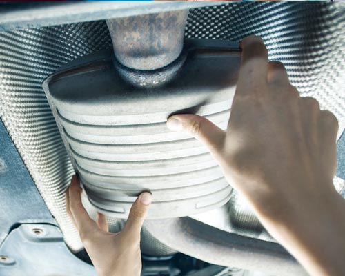 Muffler / Exhaust Repair